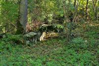 Un ancien aqueduc romain à Tibiran-Jaunac