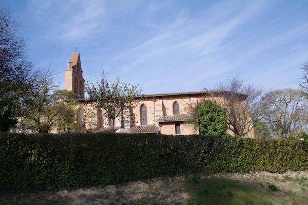 L_église de St Marcel Paulel