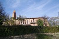 L'eglise de St Marcel Paulel