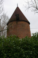 L'ancien moulin vers En Farines