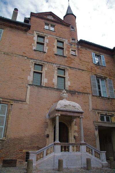 Hotel de Jaulbert autrefois Hotel d_Ulmo