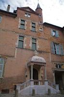 Hotel de Jaulbert autrefois Hotel d'Ulmo