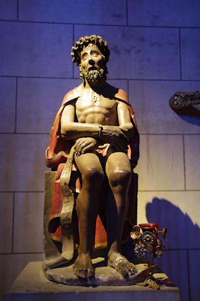Christ dans l_église de la Dalbade