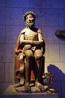 Christ dans l'eglise de la Dalbade