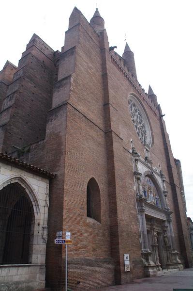 L_église de la Dalbade