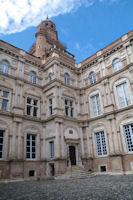 L'Hotel d'Assezat, rue de Metz