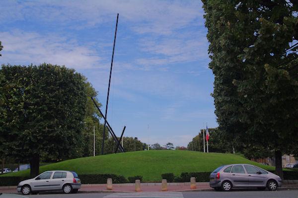 Le Monument de la Résistance