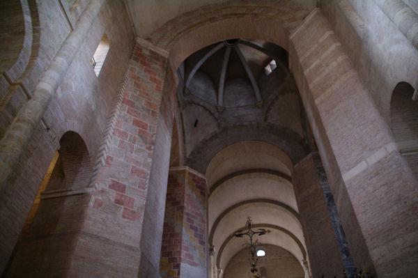 Dans la Basilique Saint Sernin