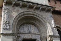 La porte Sud de la Basilique Saint Sernin