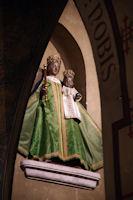 Dans l'eglise Notre Dame du Taur