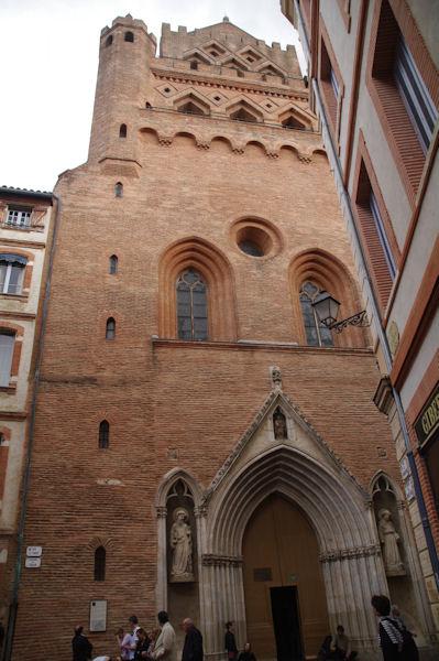 L_église Notre Dame du Taur