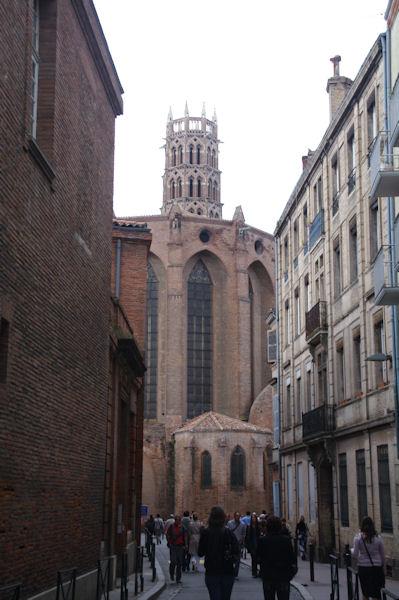 L_église des Jacobins
