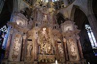 La nef de la Cathedrale Saint Etienne