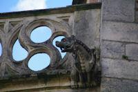 Une gargouille de la Cathedrale Saint Etienne