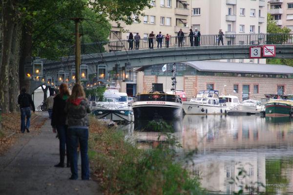 Exposition Chemin d_Eau sur le Canal du Midi