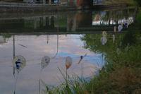 Exposition Chemin d'Eau sur le Canal du Midi