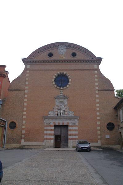 L_église Saint Exupère