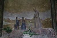 Notre Dame de la Salette dans l'eglise St Exupere