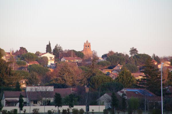 L_église St Martin de Balma