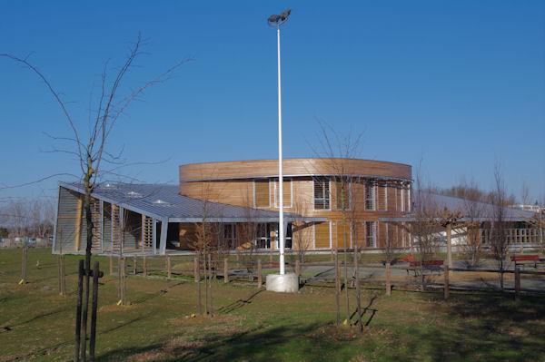 Le complexe sportif des Arènes à Balma