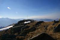 Le sommet du Tuc de l'Etang