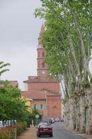 L'Eglise de Castanet Tolosan