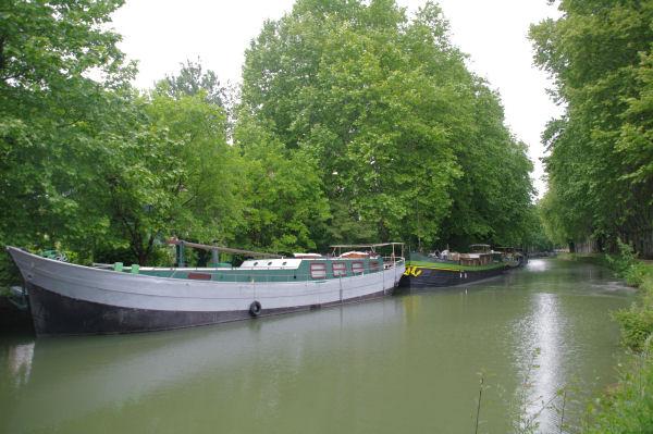 Le Canal du Midi vers les Grabos
