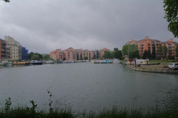 Port Sud à Ramonville St Agne