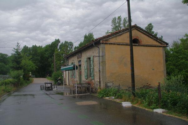 La maison de l_écluse de Castanet Tolosan