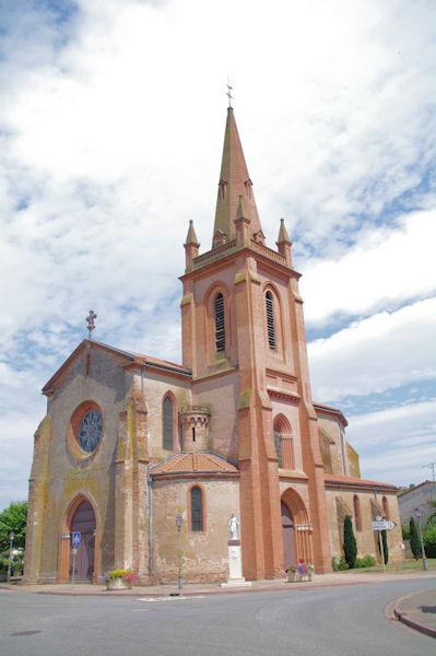 L_église de Bondigoux