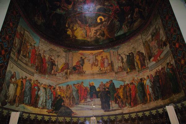 Dans l_église St Michel de Villemur sur Tarn