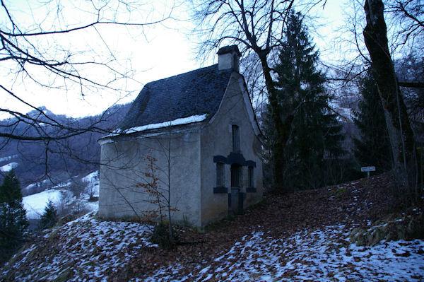 La petite Chapelle St Roch
