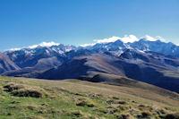 Les Pyrenees Luchonnaises, Pic de Quayrat et Pic de Perdiguere
