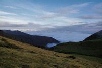 A l'Ouest du Col d'Andorre