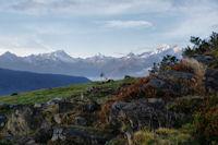 Les sommets du Val d'Azun, Pic de Balaitous, Pic de Palas et Les Gabizos