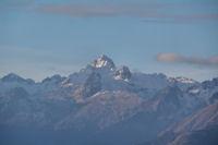 Les Piques de l'Arriougrand, le Pic de Palas, le Pic Cadier, le Courouaou et le Pic de Batboucou