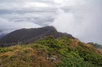 Le Soum d'Andorre depuis l'antecime du Soum de Conques