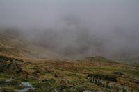Descente vers le vallon du Bergons