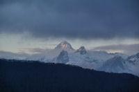 Les Piques de l_Arriougrand, le Pic de Palas, le Pic Cadier, le Courouaou et le Pic de Batboucou