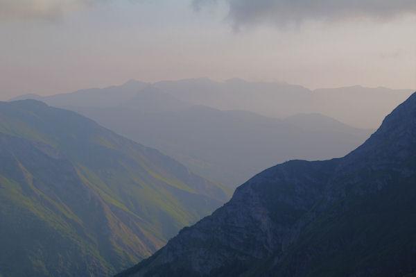 Toutes les crêtes du Val d_Azun