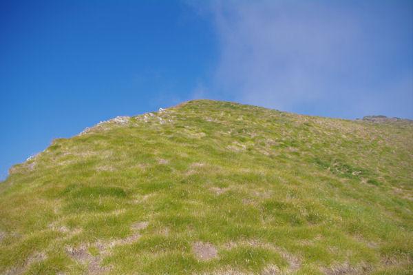 La crête Est du Pic de l_Arcoèche sous le sommet