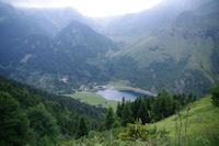 Le lac du Tech