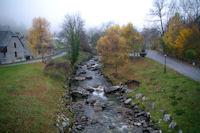 Le gave d'Arrens depuis le Pont du Labadet