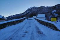 Le Pont d_Abedet à Arrens