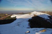 Le Pic de Belloc, le Pic de Douly et le Pic du Plat de Tignas
