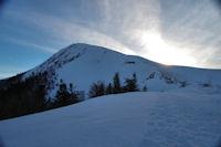 Le Pic de Mont Aspet