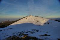 Le Pic de Douly depuis le Pic de Belloc