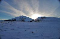 Le Pic de Mont Aspet et le Pic de Belloc