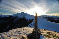 Pic de Mont Aspet - Pic de Belloc - Pic de Douly - Pic du Plat de Tignas