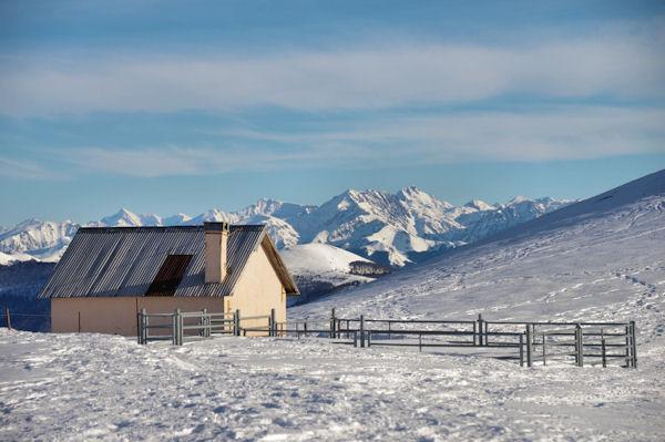 La cabane de la Prade